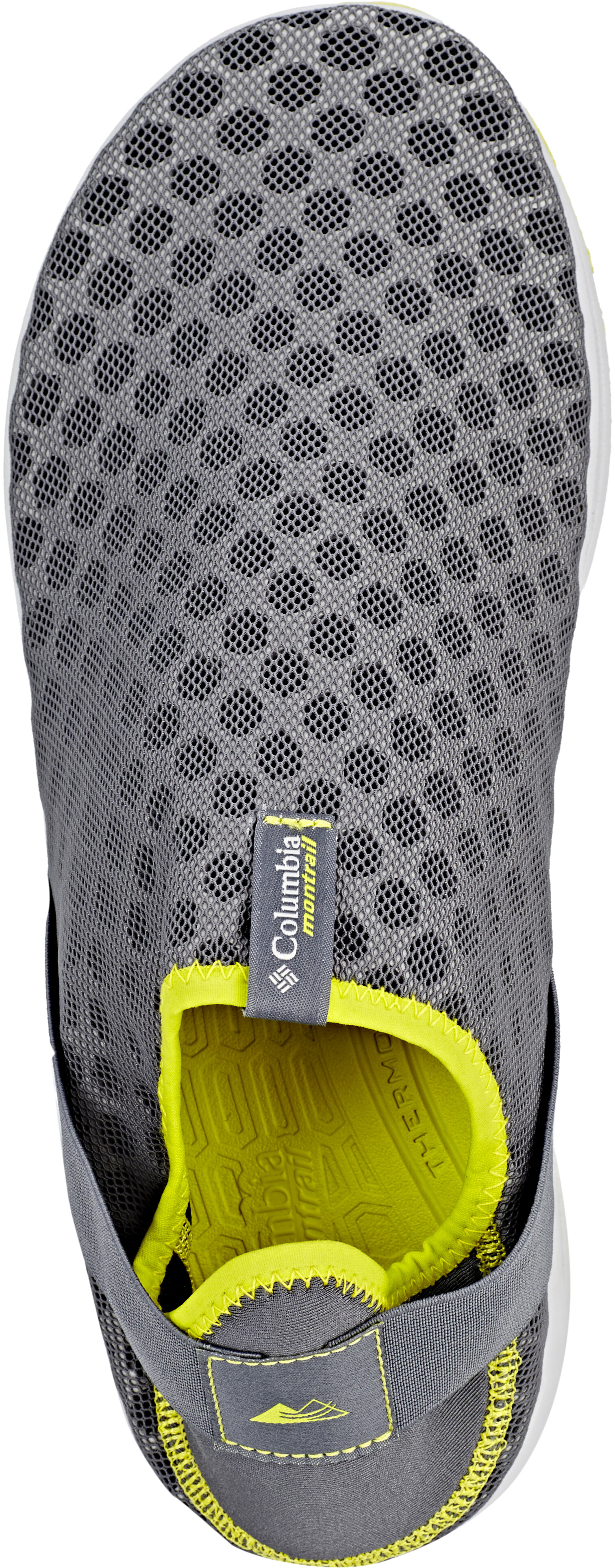 29aa0aee3d Columbia Molokai Slip Sandals Men grey at Addnature.co.uk